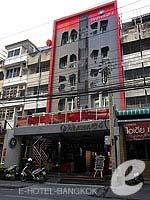 バンコク スクンビットのホテル : ヘブン アット フォー ホテル バンコク 「Exterior」