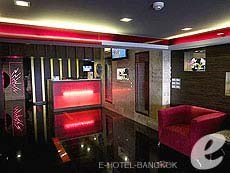 バンコク ジョイナーフィー無料(JF無料)のホテル : ヘブン アット フォー ホテル バンコクのメインイメージ - Heaven@4 Hotel Bangkok