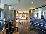 サムイ島 チョンモーンビーチのホテル : ヒルトップ4(Hill Top Villa 4)の5ベッドルームルームの設備 Bedroom