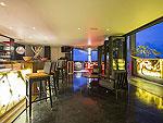 サムイ島 チョンモーンビーチのホテル : ヒルトップ4(Hill Top Villa 4)の7ベッドルームルームの設備 Dining Area