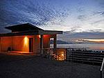 サムイ島 チョンモーンビーチのホテル : ヒルトップ5(Hill Top Villa 5)の3ベッドルームルームの設備 Outside