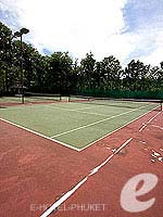 Tennis Court / Hilton Phuket Arcadia Resort & Spa, มีสปา
