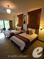 プーケット カロンビーチのホテル : ヒルトン プーケット アルカディア & スパ(Hilton Phuket Arcadia Resort & Spa)のデラックス シービュールームの設備 Room View
