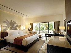 プーケット カロンビーチのホテル : ヒルトン プーケット アルカディア & スパ(1)のお部屋「デラックス プラス ガーデンビュー」