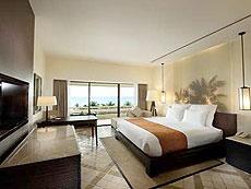 プーケット カロンビーチのホテル : ヒルトン プーケット アルカディア & スパ(1)のお部屋「デラックス プラス シービュー」