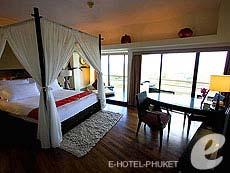 プーケット カロンビーチのホテル : ヒルトン プーケット アルカディア & スパ(1)のお部屋「ジュニア スイート ガーデンビュー」
