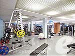 Fitness / Holiday Inn Bangkok, มีสปา