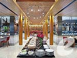 Restaurant / Holiday Inn Bangkok, มีสปา