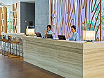 Reception / Holiday Inn Express Phuket Patong Beach Central, หาดป่าตอง