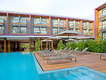 Swimming Pool / Holiday Inn Express Phuket Patong Beach Central, หาดป่าตอง