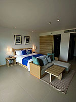 プーケット スパ併設のホテル : ホリデーイン リゾート プーケット マイカオ ビーチ(Holiday Inn Resort Phuket Mai Khao Beach)のキッズ スイートルームの設備 Room View