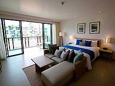 プーケット スパ併設のホテル : ホリデーイン リゾート プーケット マイカオ ビーチ(1)のお部屋「キッズ スイート」