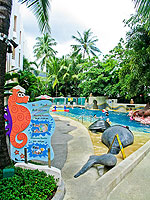 Kids Pool : Holiday Inn Resort Phuket, Family & Group, Phuket