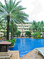Swimming Pool Busakorn WingHoliday Inn Resort Phuket