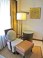 プーケット ファミリー&グループのホテル : ホリデーイン リゾート プーケット(Holiday Inn Resort Phuket)のスーペリアルームの設備 Relax Chair