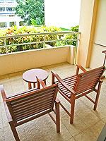 プーケット 10,000~20,000円のホテル : ホリデーイン リゾート プーケット(Holiday Inn Resort Phuket)のスーペリアルームの設備 Balcony