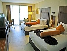 プーケット ファミリー&グループのホテル : ホリデーイン リゾート プーケット(1)のお部屋「スーペリア」