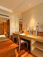 プーケット ファミリー&グループのホテル : ホリデーイン リゾート プーケット(Holiday Inn Resort Phuket)のデラックスルームの設備 Room View