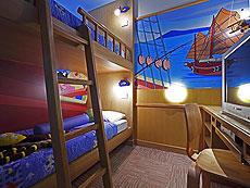 プーケット 10,000~20,000円のホテル : ホリデーイン リゾート プーケット(1)のお部屋「キッズ スイート」