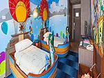 プーケット ファミリー&グループのホテル : ホリデーイン リゾート プーケット(Holiday Inn Resort Phuket)のファミリー スイートルームの設備 Room View