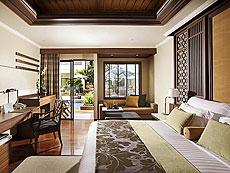 プーケット ファミリー&グループのホテル : ホリデーイン リゾート プーケット(1)のお部屋「ブサコーン スタジオ」