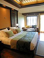 プーケット 10,000~20,000円のホテル : ホリデーイン リゾート プーケット(Holiday Inn Resort Phuket)のブサコン ヴィラ プール アクセスルームの設備 Bed Room