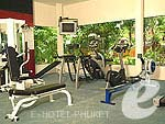 Fitness : Horizon Karon Beach Resort & Spa, Connecting Rooms, Phuket