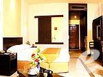 プーケット カロンビーチのホテル : ホライゾン カロン ビーチ リゾート & スパ(Horizon Karon Beach Resort & Spa)のスーペリア プールビュールームの設備 Room View
