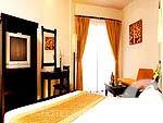 プーケット カロンビーチのホテル : ホライゾン カロン ビーチ リゾート & スパ(Horizon Karon Beach Resort & Spa)のスーペリア プール ビュー(ツイン/ダブル)ルームの設備 Room View