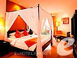 プーケット カロンビーチのホテル : ホライゾン カロン ビーチ リゾート & スパ(Horizon Karon Beach Resort & Spa)のスーペリア プール シー フェイシング(ツイン/ダブル)ルームの設備 Room View