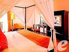 プーケット カロンビーチのホテル : ホライゾン カロン ビーチ リゾート & スパ(1)のお部屋「スーペリア プール シー フェイシング(ツイン/ダブル)」