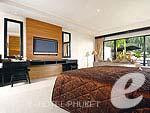 プーケット カロンビーチのホテル : ホライゾン カロン ビーチ リゾート & スパ(Horizon Karon Beach Resort & Spa)のクラブ ルーム クラブ ウイング(ツイン/ダブル)ルームの設備 Room View