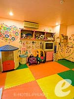 Kid's Room : Horizon Patong Beach Resort Hotel, Fitness Room, Phuket