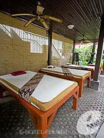 Massage Area : Horizon Patong Beach Resort Hotel, Fitness Room, Phuket