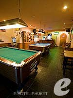 Sports Bar / Horizon Patong Beach Resort Hotel, ฟิตเนส