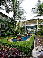 Garden  / Horizon Patong Beach Resort Hotel, หาดป่าตอง