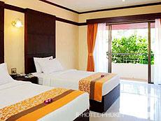 プーケット パトンビーチのホテル : ホライゾン パトン ビーチ リゾート & スパ(1)のお部屋「スーペリア(シングル)」