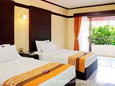 プーケット パトンビーチのホテル : ホライゾン パトン ビーチ リゾート & スパ(1)のお部屋「スーペリア(ツイン/ダブル)」