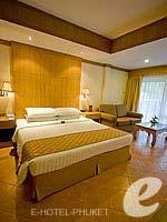 プーケット パトンビーチのホテル : ホライゾン パトン ビーチ リゾート & スパ(Horizon Patong Beach Resort Hotel)のファミリー(シングル)ルームの設備 Bedroom
