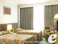 スーペリア ルーム / ホテル マンハッタン バンコク