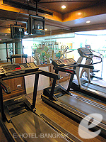 Fitness Gym / Hotel Windsor Suites Bangkok,