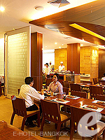 Restaurant / Hotel Windsor Suites Bangkok,