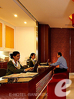 Business Center / Hotel Windsor Suites Bangkok,