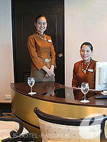 Club Lounge : Hotel Windsor Suites Bangkok, Sukhumvit, Phuket