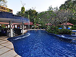 Pool Bar : Hyton Leelavadee Resort, Patong Beach, Phuket