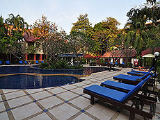 Hyton Leelavadee Resort, Serviced Villa, Phuket