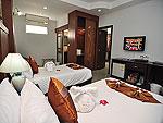 プーケット ファミリー&グループのホテル : ハイトン リーラヴァディ リゾート(Hyton Leelavadee Resort)のファミリー スイート2ルームの設備 Second - Bed Room