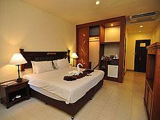プーケット ファミリー&グループのホテル : ハイトン リーラヴァディ リゾート(1)のお部屋「スーペリア(ツイン/ダブル)」