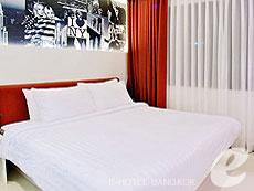 バンコク スクンビットのホテル : アルマニ ホテル スクンビット 11 バイ アンダクラ(Armoni Hotel Sukhumvit11 By Andacura)のお部屋「スーペリア」