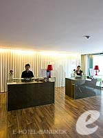 Reception : i Residence, Long Stay, Phuket
